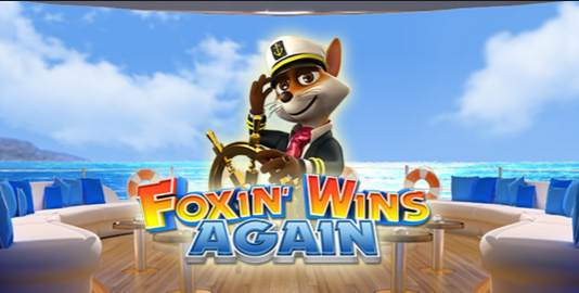 Foxin' Wins Again – SpilleAutomater spille online