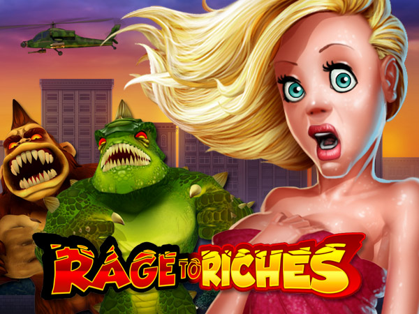 Rage to Riches – SpilleAutomater spille online